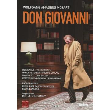 莫札特:歌劇「唐喬凡尼」(DVD)