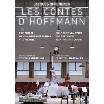 奧芬巴哈:歌劇「霍夫曼的故事」(DVD)