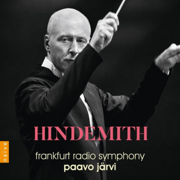 亨德密特: 交響曲(畫家馬諦斯) : 變形  / 帕沃賈維 指揮 法蘭克福廣播交響樂團