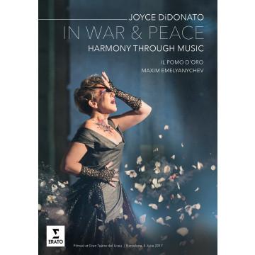 美聲之戰爭與和平─來自音樂的和諧 DVD/狄杜娜朵次女高音、葉梅里亞尼切夫、金蘋果古樂團