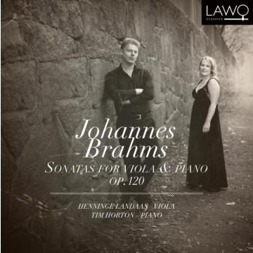Brahms:Sonatas for Viola & Piano Op. 120