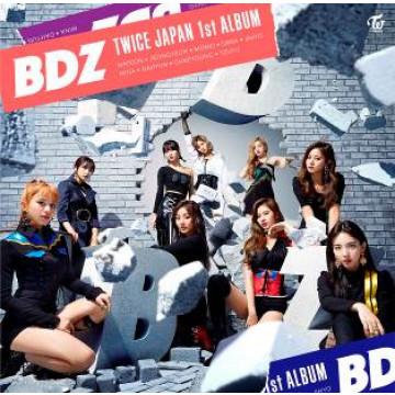 BDZ 普通盤 CD (日本原裝進口)