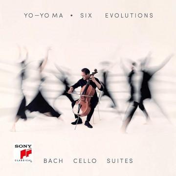 巴哈:無伴奏大提琴組曲(2018年全新錄製)【3LP黑膠】/馬友友