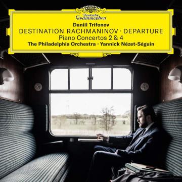 拉赫曼尼諾夫:第二、四號鋼琴協奏曲( 2LP)/特里福諾夫-鋼琴、聶澤塞金指揮費城管弦樂團