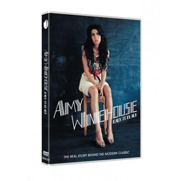 黑色會-艾美懷絲生涯紀錄影片+倫敦現場演唱DVD