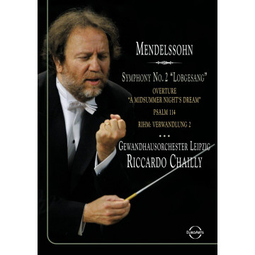 Chailly Conducts Mendelssohn DVD