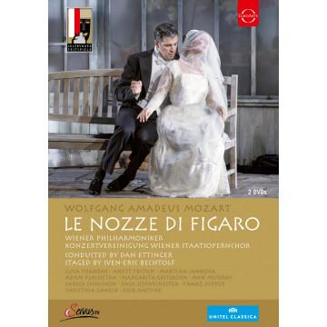 Mozart: Le nozze di Figaro (BD)