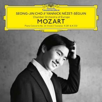 莫札特:第20號鋼琴協奏曲與第3、12號鋼琴奏鳴曲、D小調幻想曲(2LP)/趙成珍-鋼琴