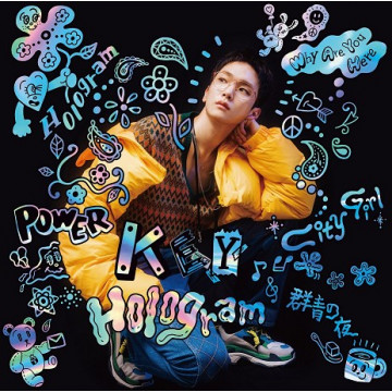 Hologram LIMITED EDITION 豪華盤CD+DVD