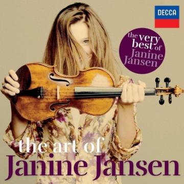 吉妮・楊森的小提琴藝術
