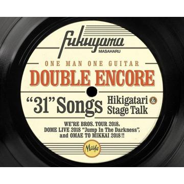 DOUBLE ENCORE 初回限定盤4CD+2DVD+寫真冊