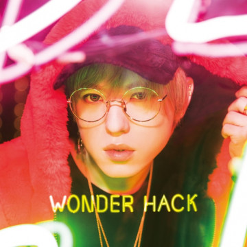 WONDER HACK初回限定版(CD+DVD)