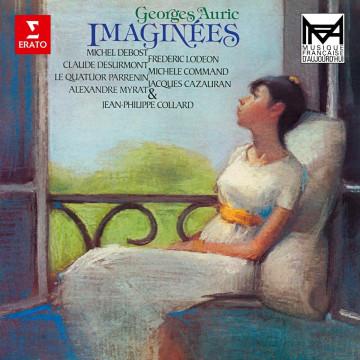經典再現─奧里克:六首《想像》/德博-長笛、德敘爾蒙-單簧管、科芒-女高音、洛代翁-大提琴