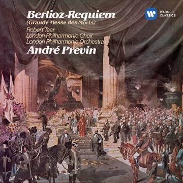 經典再現─白遼士:安魂彌撒  2CD/提爾〈男高音〉普列文〈指揮〉倫敦愛樂管弦樂團與合唱團