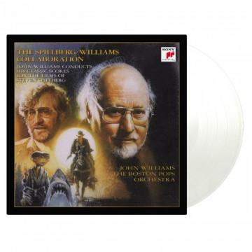 約翰‧威廉斯重新演繹史匹柏電影配樂名曲(2LP黑膠) 首批限量彩膠
