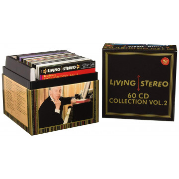 RCA永恆系列名盤Living Stereo 大套裝 (2) 60CD