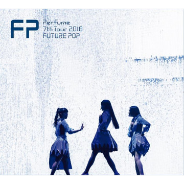 Perfume 7th Tour 2018 「FUTURE POP」初回盤 2DVD+寫真