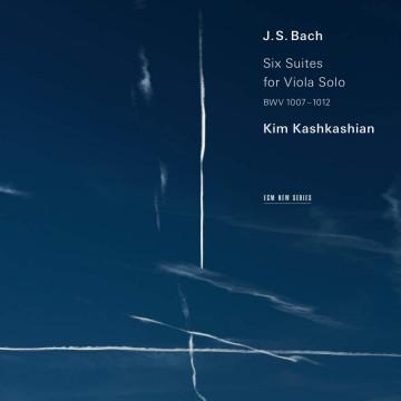 巴哈:無伴奏大提琴組曲(中提琴版)/卡謝卡香-中提琴