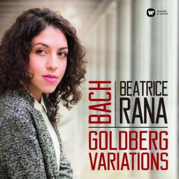 巴哈:郭德堡變奏曲  2LP/貝特莉莎.拉娜〈鋼琴〉