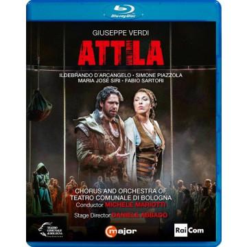 威爾第:《阿提拉》BD /達尼埃萊·阿巴多 (director)