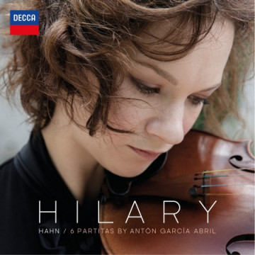 阿布里爾:六首組曲 (黑膠) /希拉蕊・韓-小提琴