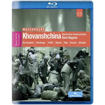穆索斯基:歌劇《霍凡斯基之亂》 Blu-ray/肯特長野〈指揮〉巴伐利亞國立管弦樂團