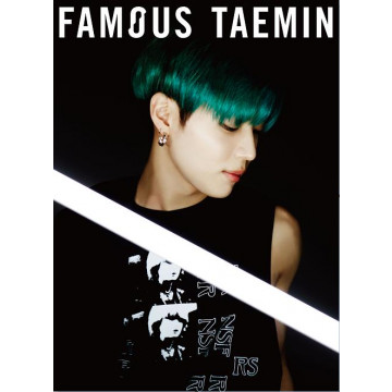 FAMOUS 初回盤A【CD + PHOTO BOOK】