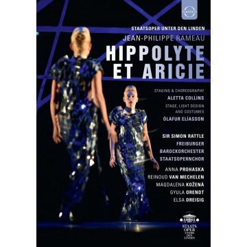 拉摩:歌劇《伊波利特與阿麗西》 BD/拉圖、德國弗萊堡巴洛克管弦樂團與國立歌劇院合唱團