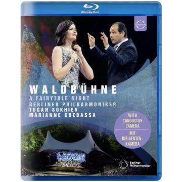 2019年柏林愛樂柏林森林劇場露天音樂會  Blu-ray/瑪麗安.克莉芭莎〈次女高音〉