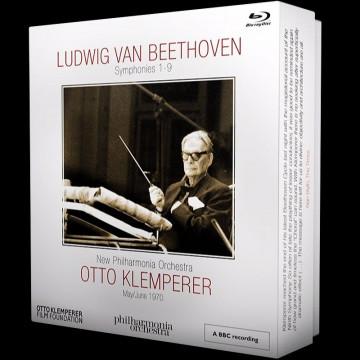 貝多芬交響曲全集 (5BD)/克倫培勒指揮新愛樂管弦樂團