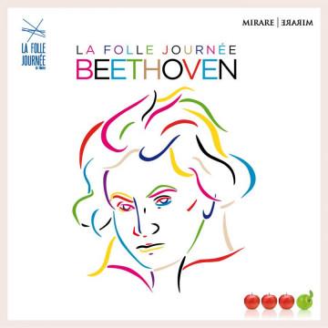2020年法國南特狂熱日音樂節-貝多芬250周年冥誕 2CD