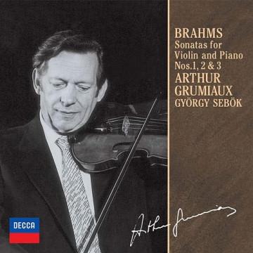 布拉姆斯:小提琴奏鳴曲(全)
