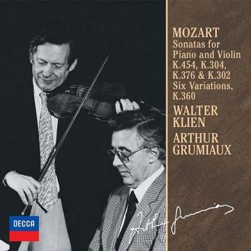 莫札特: 小提琴奏鳴曲,第26、28、32、40號