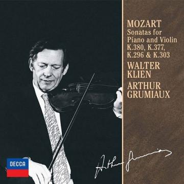 莫札特: 小提琴奏鳴曲,第24、27、33、36號
