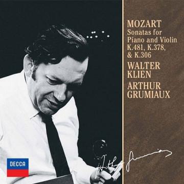 莫札特: 小提琴奏鳴曲,第30、34、41號