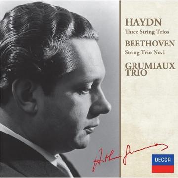 海頓:三首弦樂三重奏,OP.53 貝多芬:弦樂三重奏,第1號
