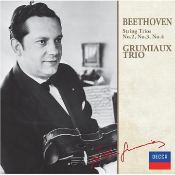 貝多芬: 弦樂三重奏,第2-4號