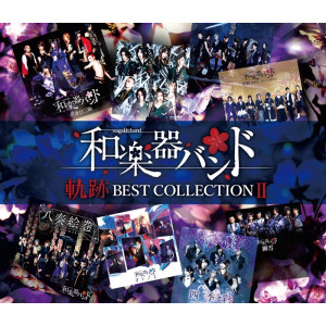 軌跡 BEST COLLECTION Ⅱ Live Video版(2CD+DVD)