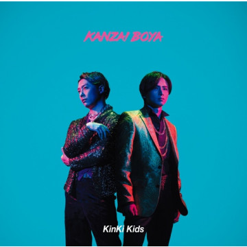 KANZAI BOYA普通版(CD ONLY)