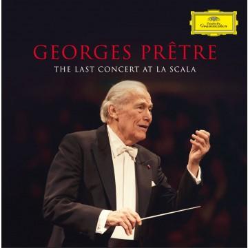 史卡拉劇院最後一場演出/普雷特 指揮 史卡拉歌劇院管弦樂團