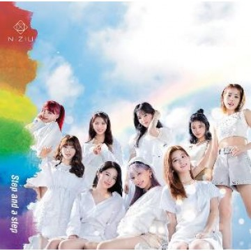 Step and a step【初回A盤CD+DVD】