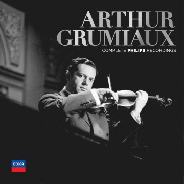 (DECCA) 葛魯米歐Philips錄音全集 74CD