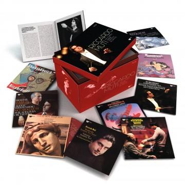 (華納)指揮家慕提的華納時期交響曲錄音全集 91CD/慕提〈指揮〉