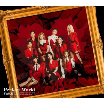 Perfect World初回限定盤B進口版(CD ONLY)