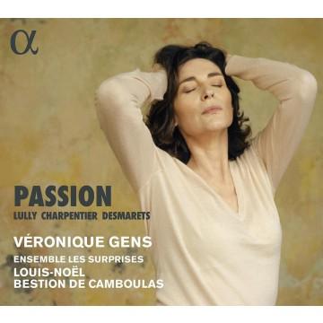 (Alpha)Lully, Charpentier & Desmarets:Passion