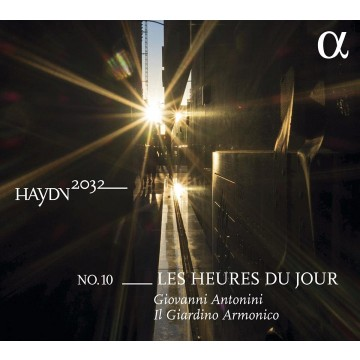 (Alpha)Haydn 2032, Vol. 10: Les heures du jou