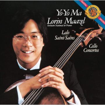 【馬友友經典錄音系列】聖桑&拉羅:大提琴協奏曲