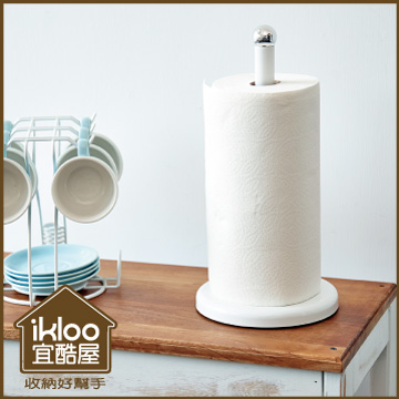 【ikloo】輕色系雙排五層收納抽屜車 送真空袋