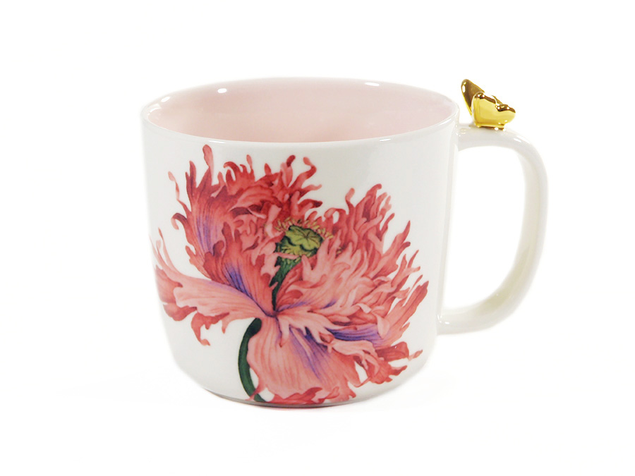 A Rich Fragrance(Poppy) /mug