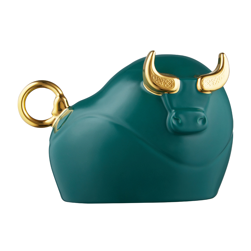 Bovine General /Coin bank
